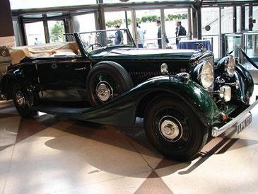Фото сессия новые и старые машины bentley