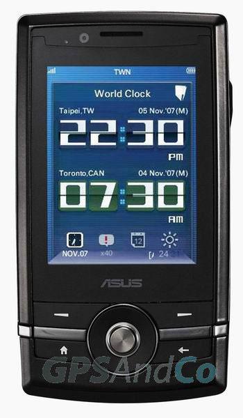 В июне начнутся продажи нового коммуникатора ASUS P560