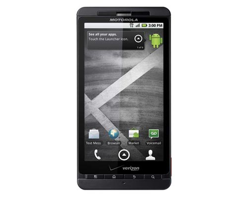 Motorola представила трейлер DROID X - See You Tomorrow