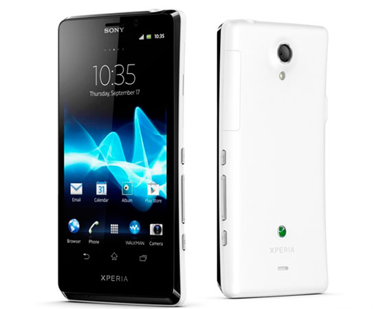 Sony Xperia T получил Android Jelly Bean