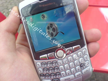 Фото слухи: Rim Blackberry 8300 Daytona