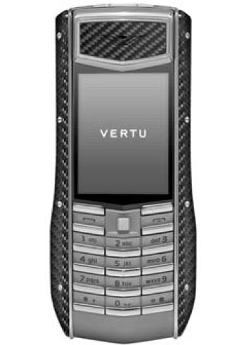 Vertu Ascent Ti Carbon Fibre - в продаже с Августа