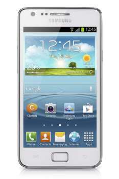 Samsung представила GALAXY S II Plus