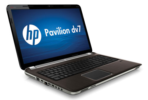 HP представила Pavilion dv6t и dv7t на базе Ivy Bridge