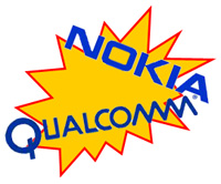 Qualcomm атакует Nokia